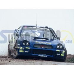 Espejos media luna Impreza WRC 01/02 M2 - Subaru Impreza 2001-07