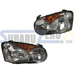 Faros delanteros Subaru Impreza blobeye Depo - Impreza 2003-05