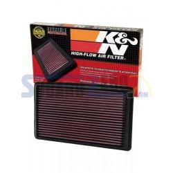 Filtro de aire de sustitución KN - Imprezas con turbo 1992-07