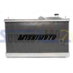 Radiador de agua MISHIMOTO X-Line - Imprezas WRX/STI 08+, Forester, Outback y Legacy