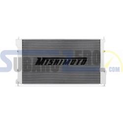 Radiador de agua MISHIMOTO - Subaru BRZ, Toyota GT 86, Scion FR-S 2012+