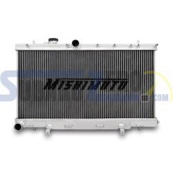 Radiador de agua aluminio MISHIMOTO X-Line - Impreza WRX/STI 01-07