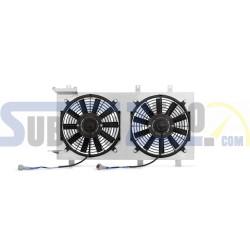Kit electro ventiladores MISHIMOTO - Impreza WRX/STI 01-07