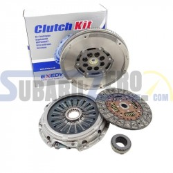 Kit embrague EXEDY - Imprezas Diesel 08-14, Forester 08+, Legacy 08-14, Outback 08+