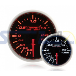 Medidor 52MM presión de turbo (BAR) ProSport - Universal