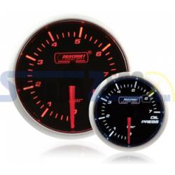 Medidor 52MM presión de aceite (BAR) Prosport - Universal