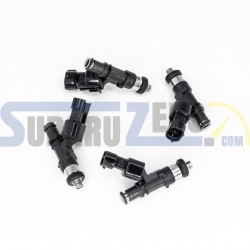 Inyectores de gasolina 1000cc Deatschwerks Bosch - Impreza WRX 01-14, STI 08-14, Legacy...