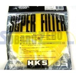Reemplazo del filtro HKS SUPER POWER FLOW 200MM amarillo - Universal