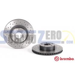 Discos de freno delanteros Brembo Xtra - Subaru Impreza, BRZ, Forester, Legacy, Toyota...