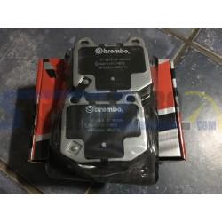 Pastillas de freno traseras Brembo Sport HP2000 - Impreza STI 2001-17, Alfa Romeo 147,...