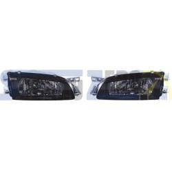 Faros delanteros oscuros Subaru Impreza GC/GF Depo - Imprezas 1996-00