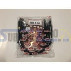 Latiguillos metálicos HEL - Subaru Forester S turbo 2002-04