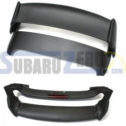 Alerón estilo Varis M2 - Subaru Impreza hatchback 2008-14