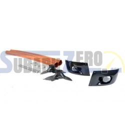 Kit refrigeración de frenos APR - Subaru Impreza STI sedan 2010-14