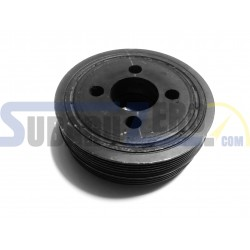 Polea del cigüeñal Subaru OEM (Usada) - Imprezas WRX / STI 1998-18, Forester 2011-15,...
