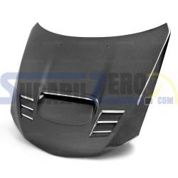 Capó fibra de carbono Seibon HD0809SBIMP-CWII - Impreza 2008-14