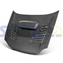 Capó fibra de carbono Seibon HD0203SBIMP-CWII - Impreza bugeye 2001-02