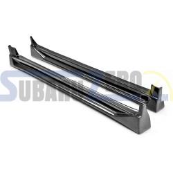 Taloneras fibra de carbono Seibon SS0203SBIMP-CW - Impreza bugeye 2001-02