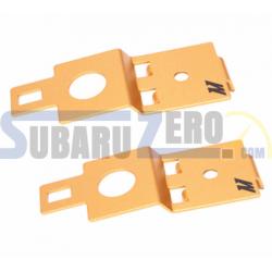 Soportes aluminio radiador MISHIMOTO - Subaru Impreza 2001-07