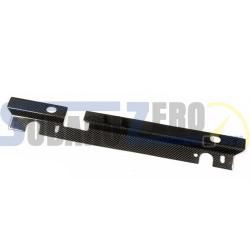 Cubierta del radiador de carbono M2 - Subaru Impreza 1992-00