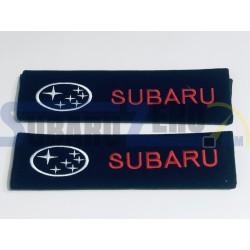 Cojines de hombro logo Subaru - Subaru