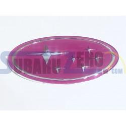Emblema delantero estrellas rosa - Subaru Impreza 2001-07