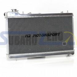Radiador de agua aluminio M2 - Impreza turbo GC8 93-00