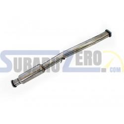 "Tramo intermedio con cortafuegos 2,5"" M2 - Subaru Impreza GC/F 1992-00"