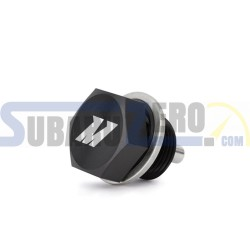 Tornillo magnetico de drenaje de aceite M20 X 1,5 Mishimoto - Subaru, Universal