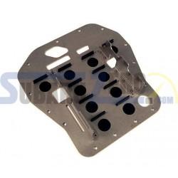 Placa separadora del carter de aceite Cosworth - Subaru Impreza 92-19, Forester 96-19,...