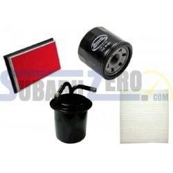 Kit filtros mantenimiento Subaru OEM - Subaru Impreza WRX/STI 2001-07