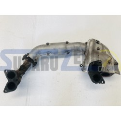 Colectores single scroll OEM (usado) - Impreza WRX/STI 2001-07