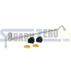 Barra estabilizadora delantera 22mm WHITELINE - Impreza WRX/STI 2001-07,  Forester SG...
