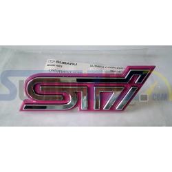 Emblema rejilla delantera STI OEM - Subaru Impreza blobeye WRX/STI 2003-05