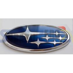Emblema delantero estrellas azul OEM - Subaru Legacy, Outback 2003-05