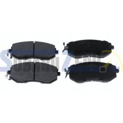 Pastillas de freno delanteras Ultimax EBC - Impreza 1.5r, 2.0r, Diesel 2008-14,...