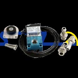 Control de solenoide EB2 de 3 vias Turbosmart - Universal
