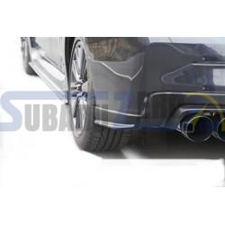 Acoples defensa trasera Aeroworks - Subaru Impreza WRX/STI 2015-20