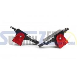 Soportes de motor reforzados Perrin - Impreza 92-20, Forester 96-07, Legacy 92-08, BRZ...