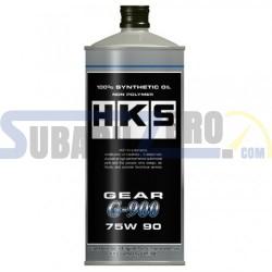 Liquido diferencial/caja de cambios G-900 75W-90 1 litro HKS - Universal