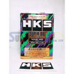 Super aceite premium 100% sintético 10W-40 4litros HKS - Universal