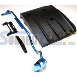Kit difusor con barra y Soporte CUSCO - Subaru Impreza WRX/STI 2001-07