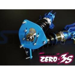 Suspension roscada CUSCO Zero-3S - Subaru Impreza WRX 2001-07 y STI 2003-04