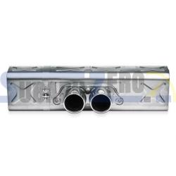 Escape Slip-On Line (Titanium) AKRAPOVIC MTP-PO997GT3H/1 - PORSCHE 911 GT3/RS