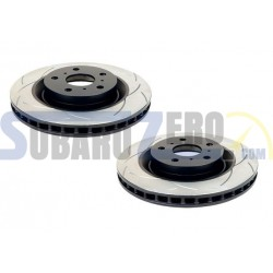 Discos de freno traseros DBA - Subaru Impreza GT/WRX, Forester, BRZ, Legacy...