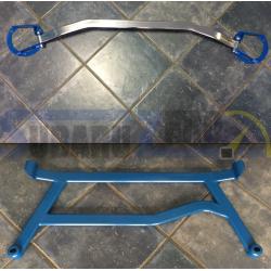 Kit barras refuerzo chasis M2 - Subaru Impreza WRX/STI 2008-14