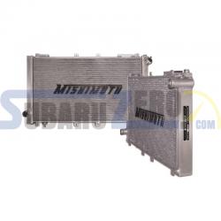 Radiador de agua MISHIMOTO - Subaru Impreza turbo GC8 92-00, Legacy 1990-93