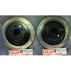 Discos de freno traseros STOPTECH - Subaru Impreza GT/WRX, Forester, BRZ, Legacy...