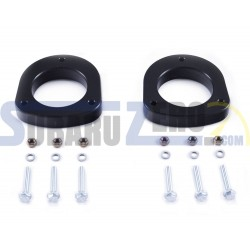 Kit de espaciadores 2,5cm suspension trasera Subtle Solutions - Impreza 2001-07,...
