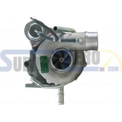 Turbo single scroll IHI VF34 - Subaru Impreza WRX/STI 2001+
